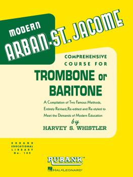 Arban-St. Jacome Method for Trombone/Baritone B.C. (HL-04470760)
