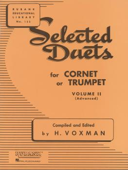 Selected Duets for Cornet or Trumpet (Volume 2 - Advanced) (HL-04470990)