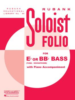 Soloist Folio: Bass/Tuba B.C. with Piano (HL-04472100)