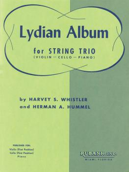 Lydian Album: Violin, Cello and Piano (HL-04472740)