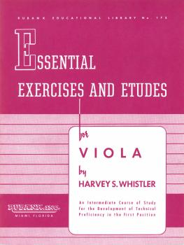 Essential Exercises and Etudes for Viola (HL-04472780)