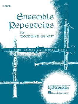 Ensemble Repertoire for Woodwind Quintet (Flute) (HL-04474040)