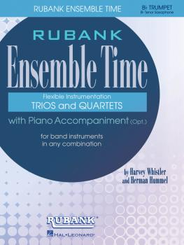 Ensemble Time - B Flat Cornets (Tenor Saxophone) (for Instrumental Tri (HL-04474670)