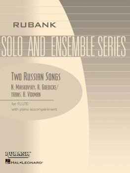 Two Russian Songs: Flute Solo with Piano - Grade 1.5 (HL-04476718)