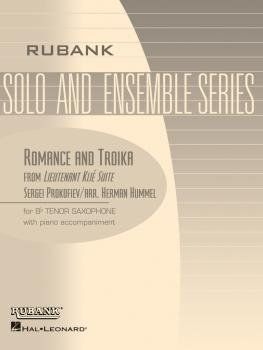 Romance and Troika (from Lieutenant Kijé): Tenor Saxophone Solo with P (HL-04477547)