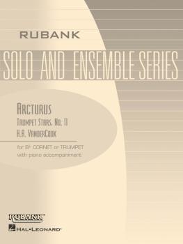 Arcturus: Bb Trumpet/Cornet Solo with Piano - Grade 2.5 (HL-04477653)