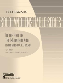 In the Hall of the Mountain King: Tuba Solo in C B.C. with Piano - Gra (HL-04479323)