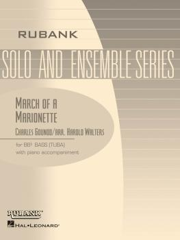 March of a Marionette: Tuba Solo in C B.C. with Piano - Grade 2.5 (HL-04479327)