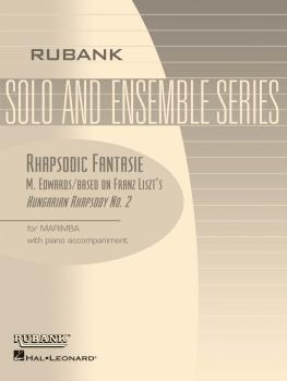 Rhapsodic Fantasie (based on Hungarian Rhapsody No. 2): Marimba Solo w (HL-04479480)