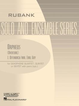 Orpheus Overture: Flexible Saxophone Ensemble w/opt. Piano Accomp. (HL-04479577)