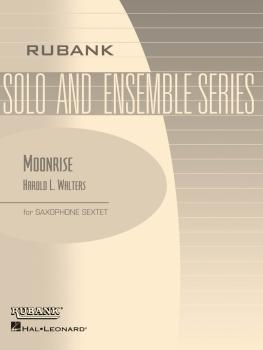 Moonrise: Saxophone Sextet - Grade 3 (HL-04479608)
