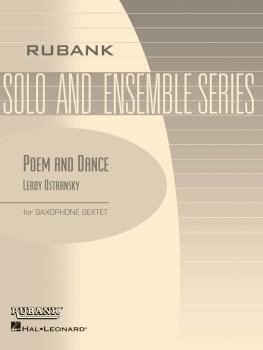 Poem and Dance: Saxophone Sextet - Grade 4 (HL-04479687)