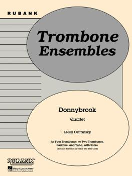 Donnybrook: Trombone or Brass Quartet - Grade 2 (HL-04479714)