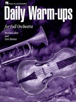 Daily Warm-Ups for Full Orchestra (HL-04490020)