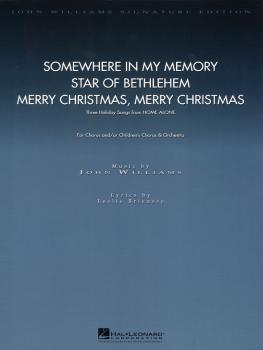 Three Holiday Songs from Home Alone (Score and Parts) (HL-04490038)