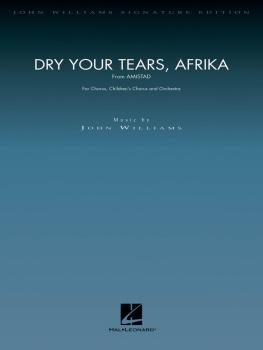 Dry Your Tears, Afrika (from Amistad) (Score and Parts) (HL-04490084)