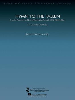 Hymn to the Fallen (from Saving Private Ryan) (Score and Parts) (HL-04490102)