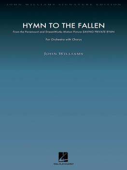 Hymn to the Fallen (from Saving Private Ryan) (Deluxe Score) (HL-04490103)