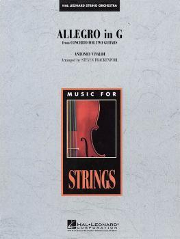 Allegro in G (HL-04490745)
