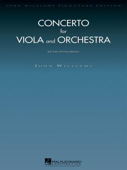 Concerto for Viola and Orchestra: Viola with Piano Reduction (HL-04490945)