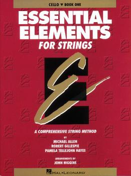 Essential Elements for Strings - Book 1 (Original Series) (Cello) (HL-04619003)