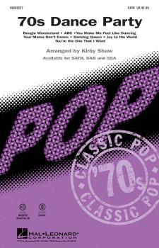 '70s Dance Party (Medley) (HL-08202227)