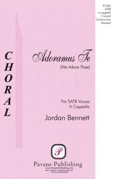 Adoramus Te (We Adore Thee) (HL-08301880)