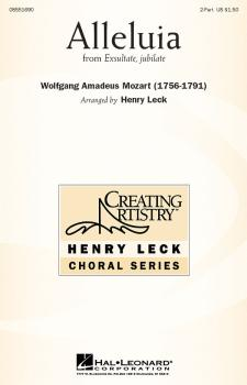 Alleluia (from Exsultate, Jubilate) (HL-08551690)