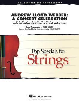 Andrew Lloyd Webber - A Concert Celebration (Medley) (HL-08721948)
