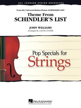Schindler's List, Theme from (HL-08721954)