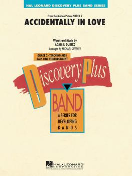 Accidentally in Love (from SHREK 2) (HL-08725020)