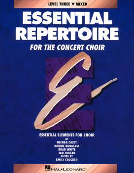 Essential Repertoire for the Concert Choir (HL-08740116)