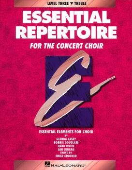 Essential Repertoire for the Concert Choir (HL-08740118)