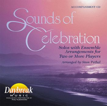 Sounds of Celebration: Solos with Ensemble Arrangements for Two or Mor (HL-08742514)