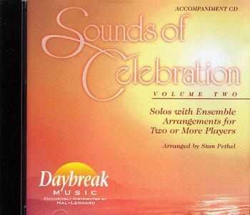 Sounds of Celebration - Volume 2 (Accompaniment CD) (HL-08743322)