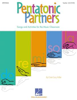 Pentatonic Partners (A Collection of Songs and Activities) (HL-09970253)