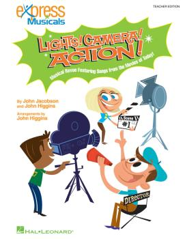 Lights! Camera! Action!: Musical Revue Featuring Songs from the Movies (HL-09970996)