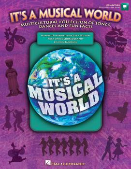 It's a Musical World: Multicultural Collection of Songs, Dances and Fu (HL-09971259)