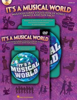 It's a Musical World: Multicultural Collection of Songs, Dances and Fu (HL-09971264)
