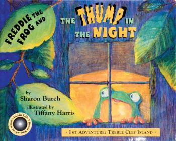 Freddie the Frog and the Thump in the Night: 1st Adventure: Treble Cle (HL-09971507)