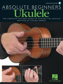 Absolute Beginners - Ukulele (HL-14001016)