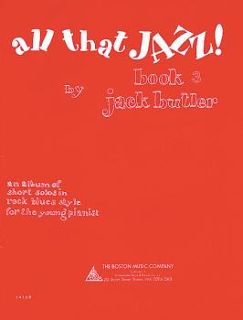 All That Jazz! Book 3 (HL-14001648)