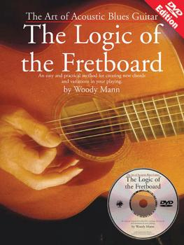 The Art of Acoustic Blues Guitar - The Logic of the Fretboard (HL-14002197)