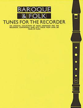 Baroque & Folk - Tunes for the Recorder: Everybody's Favorite Series,  (HL-14003401)
