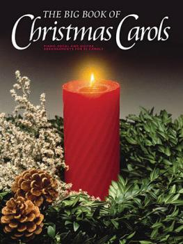Big Book of Christmas Carols (HL-14004365)