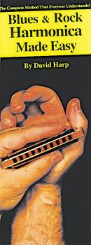 Blues & Rock Harmonica Made Easy!: Compact Reference Library (HL-14004667)