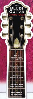 The Blues Guitar Chord Deck (HL-14004677)