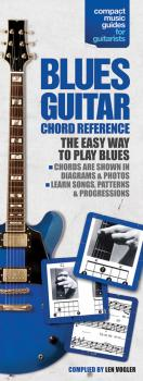 The Compact Blues Guitar Chord Reference: Compact Reference Library (HL-14004678)