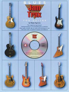 Jam Trax: Blues (HL-14004691)