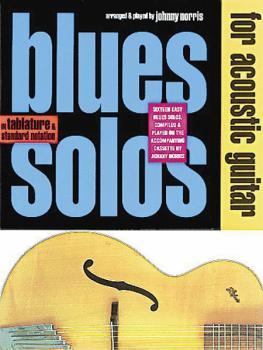 Blues Solos for Acoustic Guitar (HL-14004708)